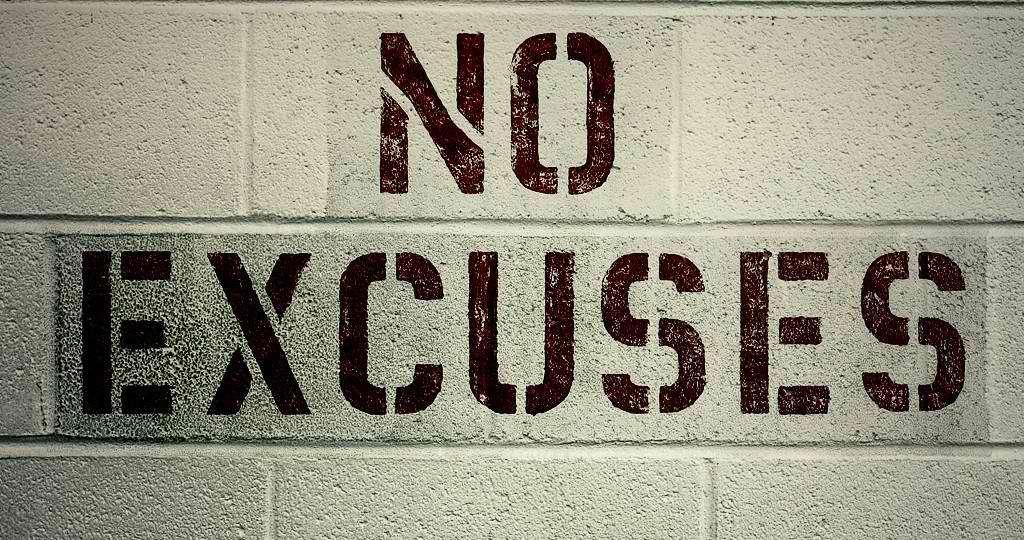 No Excuses - My Hashimoto's Diary
